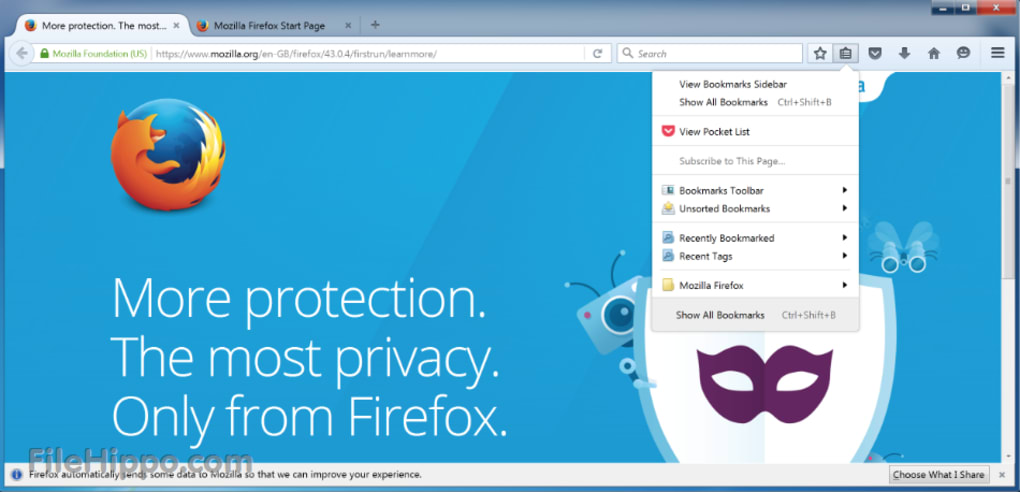 Mozilla Firefox for PC Windows 68.0.0.0.-2