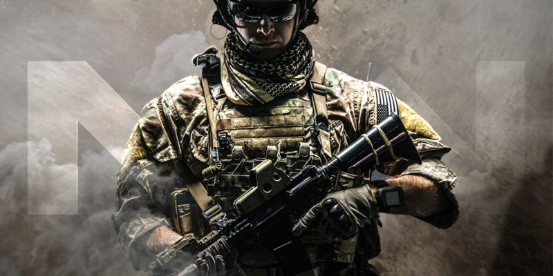 Ukuran file Call of Duty: Modern Warfare akan ditangani Bersama dengan install options