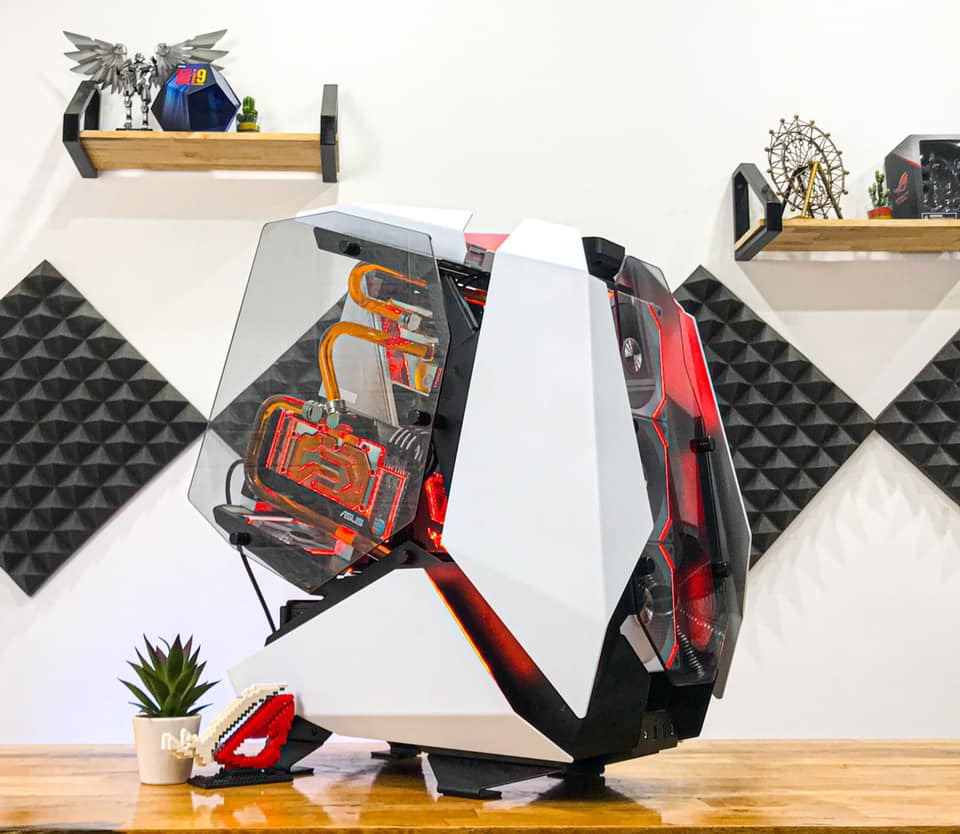 Show Off PC Gaming Build By Techno Computer Bali